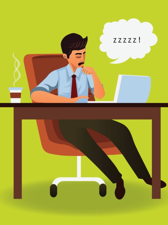 Strategies for overcoming workplace fatigue