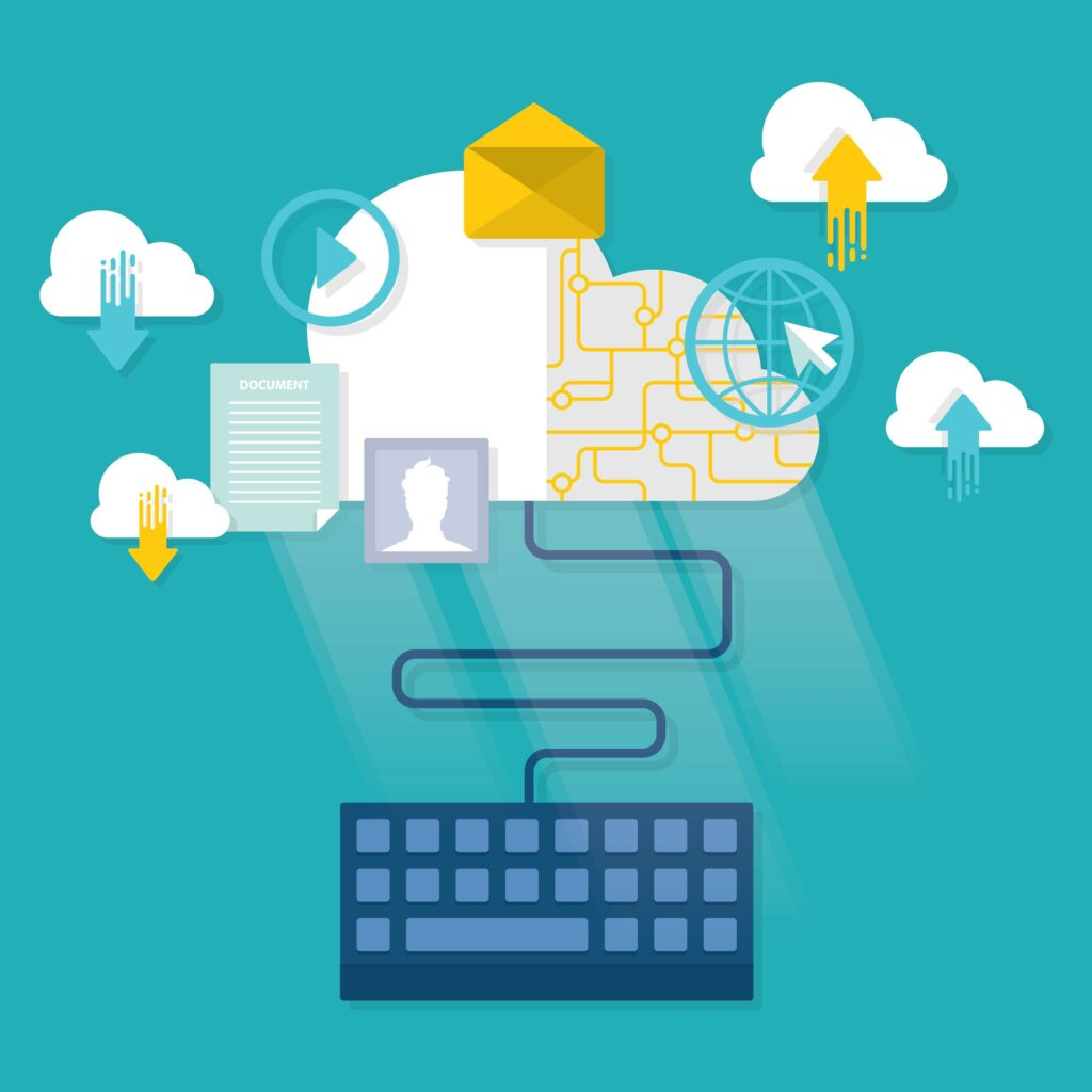 The cloud scales with your business