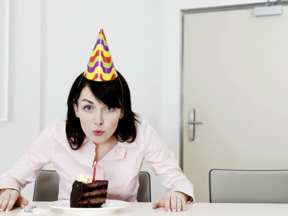 Should you celebrate birthdays at work?
